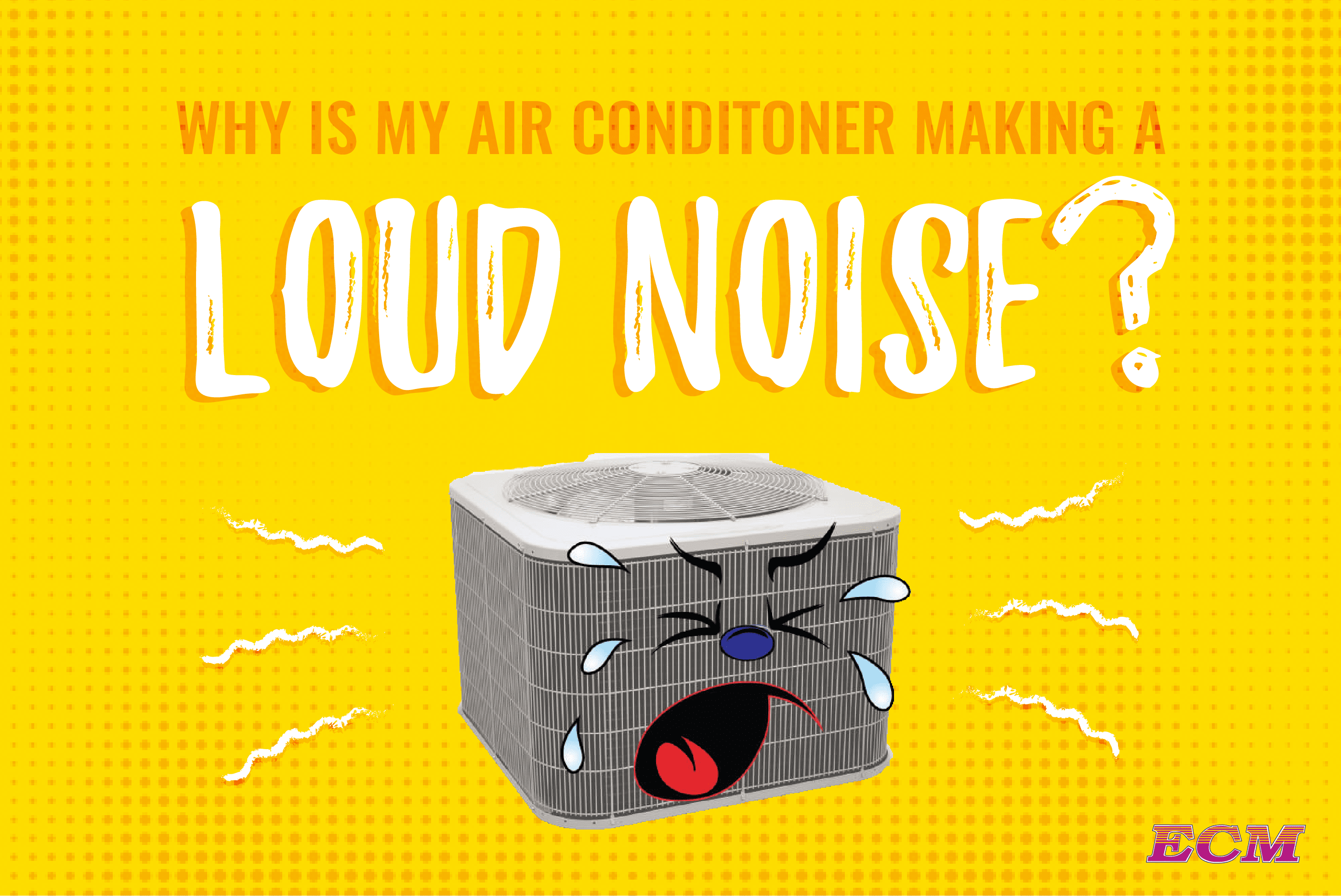 AC Making a Loud Noise