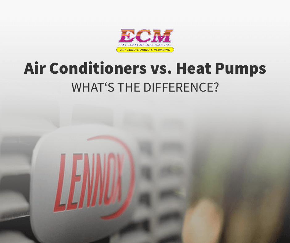 AC Units vs Heat Pumps