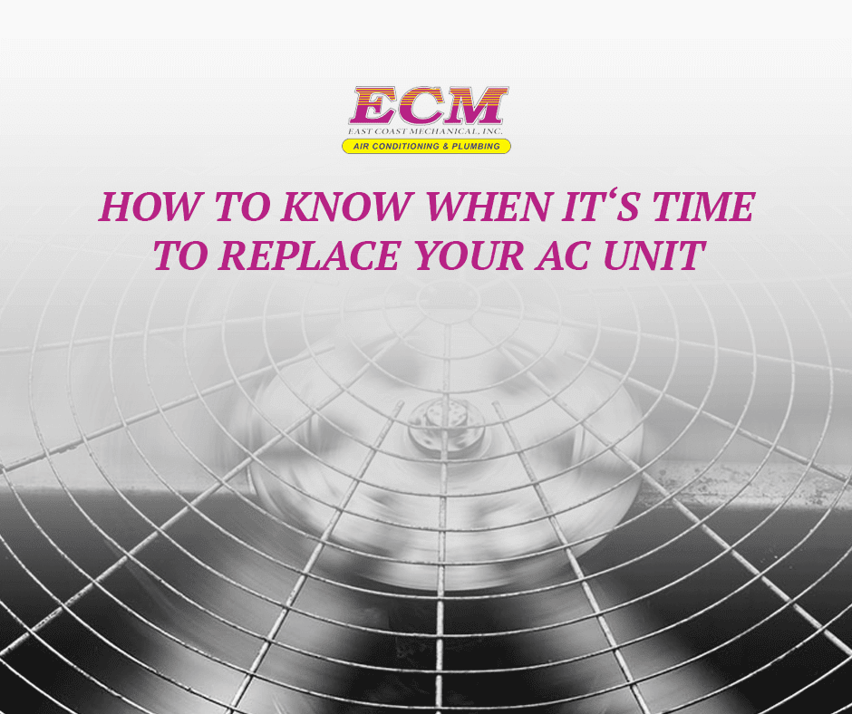 How to Know When it's Time to Replace Your AC Unit