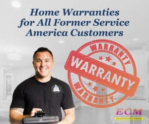 Service America closing down - ecm home warranties former service america customers
