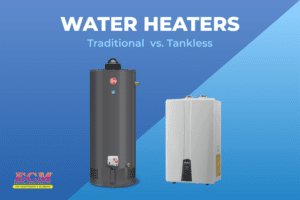 Tank vs Tankless Water Heaters