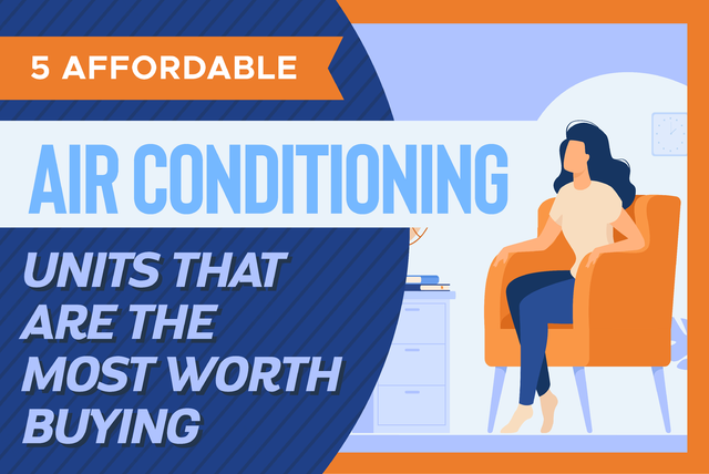 affordable air conditioning