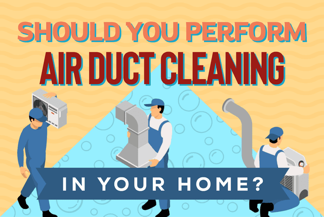 air duct cleaning in your home