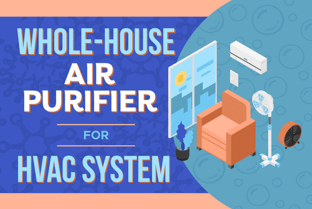 air purifier for hvac system
