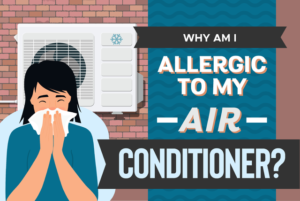 allergic to my air conditioner