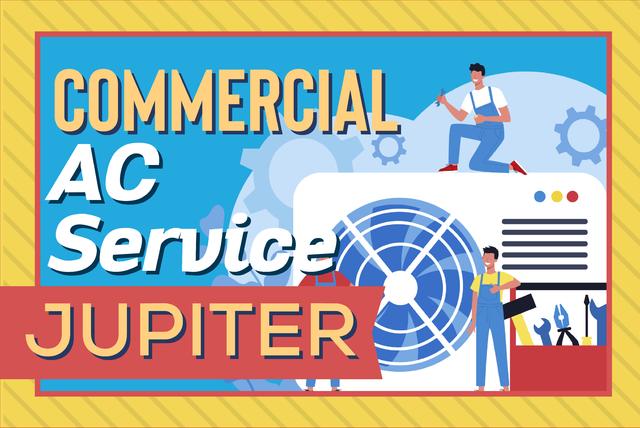 commercial ac service Jupiter