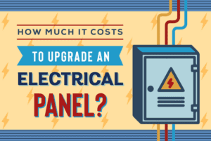 cost to upgrade an electrical panel