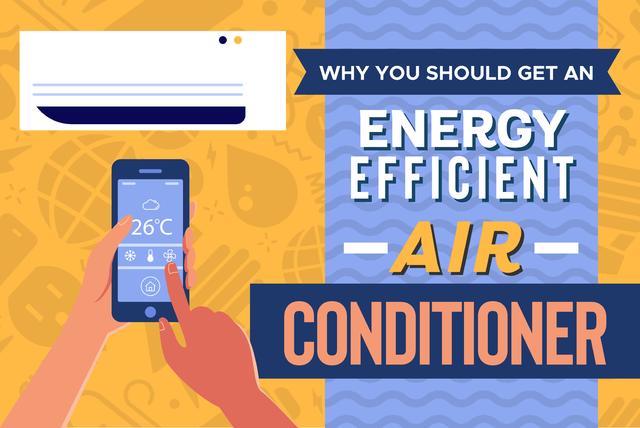 energy efficient air conditioner image