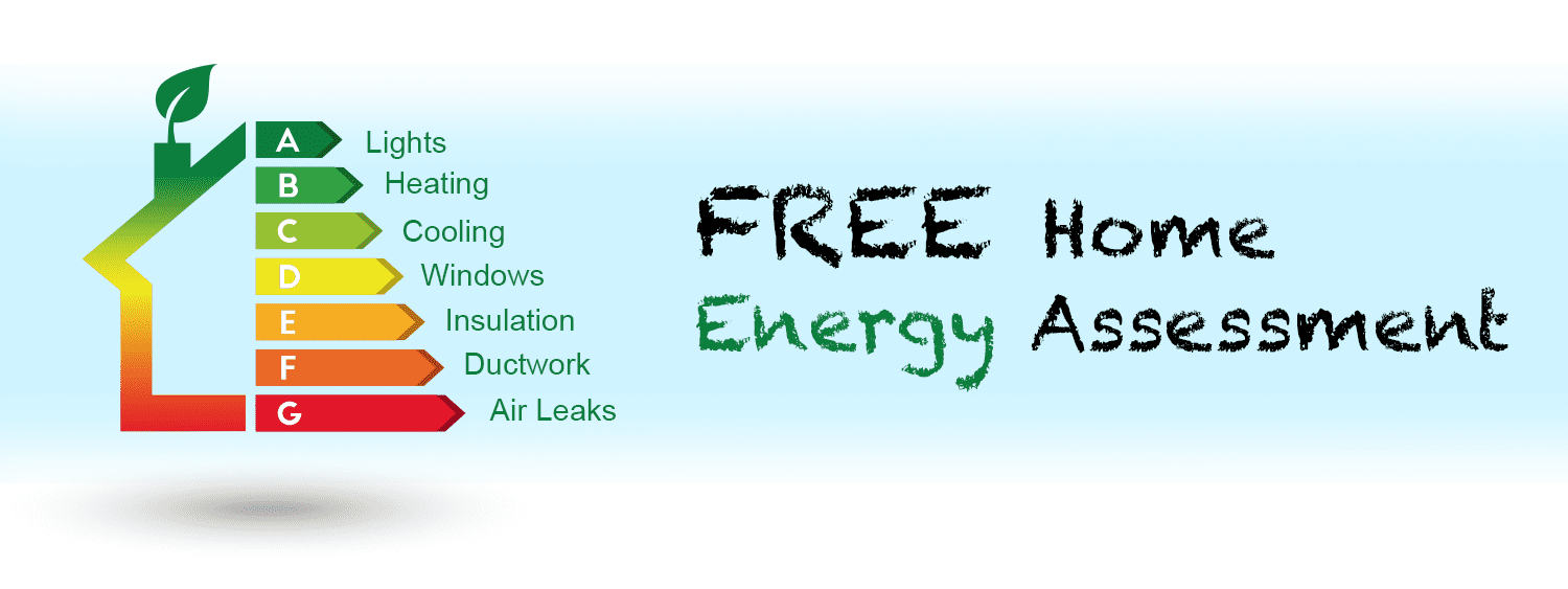 Free Home Energy Assessment
