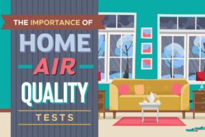home air quality test