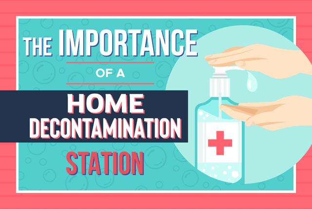 home decontamination station