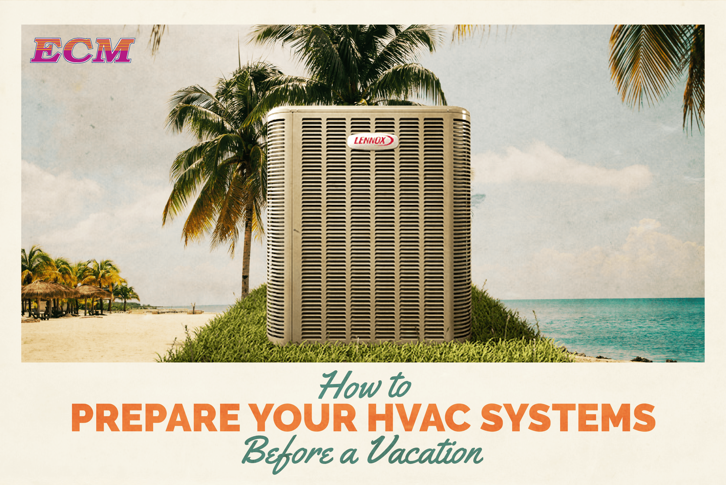 Prepare your HVAC