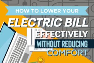 lower my electric bill