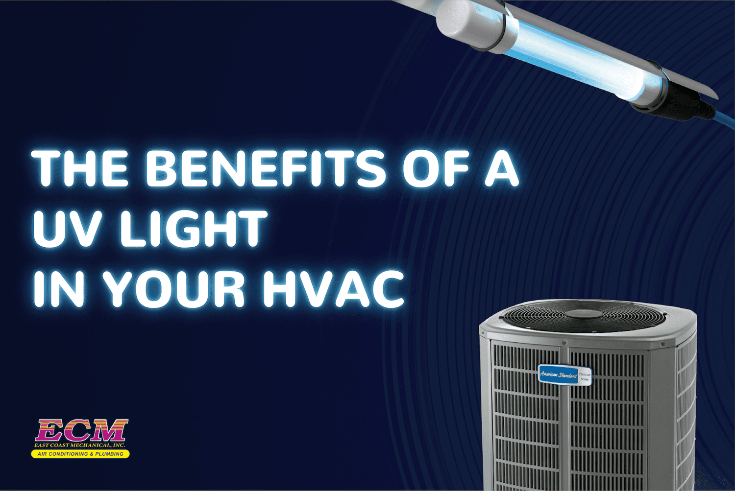 the benefits of installing a UV Light HVAC system