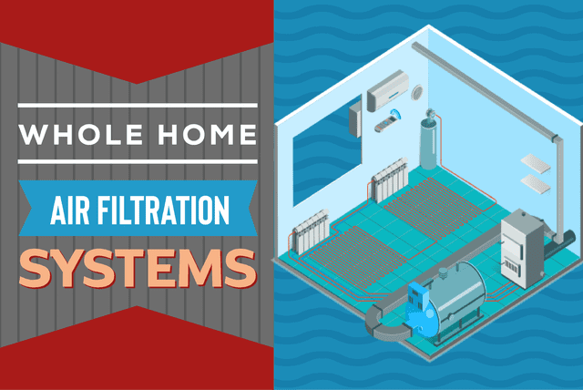 whole home air filtration system